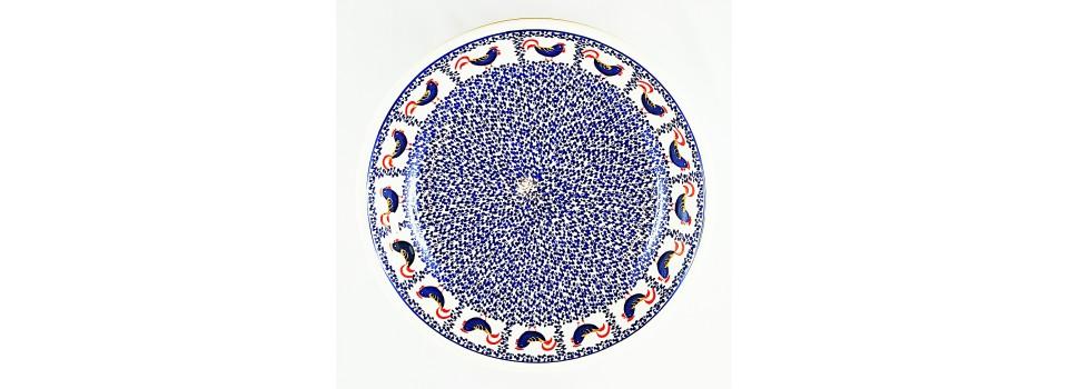 Ceramisc Bolesławiec hand-painted in Poland